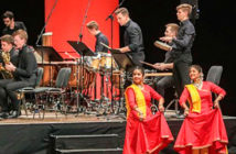 Arts 21 - It's an unusual encounter with astonishing results: Months ago, young musicians from Germany and India set out in search of common ground in Indian and Western classical music. Image CRedit: DW Deutsche Welle, 2018.