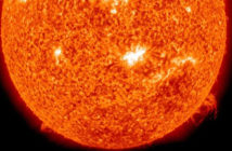 A violent storm on the Sun could cripple communications on Earth and cause huge economic damage, scientists have warned. Image Credit: BBC World, 2018.
