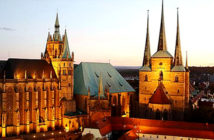 Germany 's most beautiful churches.