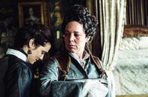 'The Favourite' leads Bafta nominations. Bookmakers have shortened the odds on Olivia Colman winning -  Image Credit: The Times, London, UK, 2019.