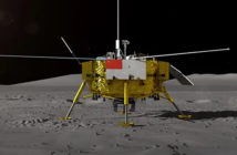China revives space race by landing probe on far side of the Moon. Image Credit: AP Associated Press, 2019.
