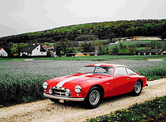 1955 Maserati A6G 2000 Berlinetta Zagato, Image Credit: Owner's Archive, 2019.