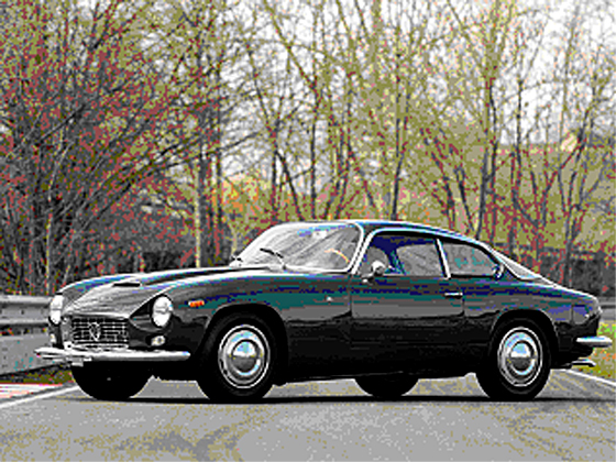 1966 Lancia Flamina Super Sport 3C 2.8 Zagato.