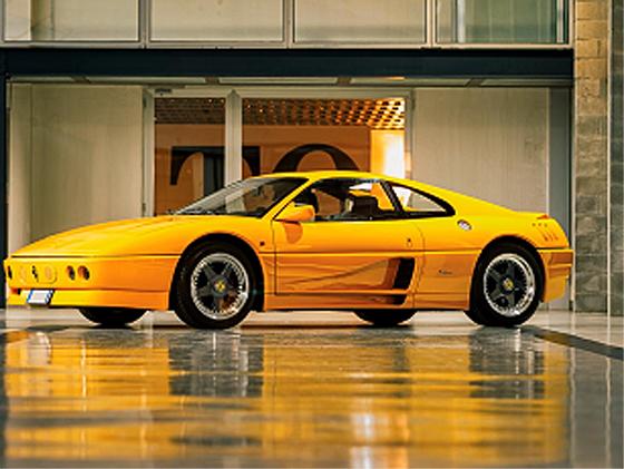 1990 Ferrari 348 TB Zagato Elaborazione.