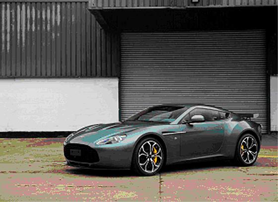 """2012 Aston Martin V12 Zagato """"No 1"""""""