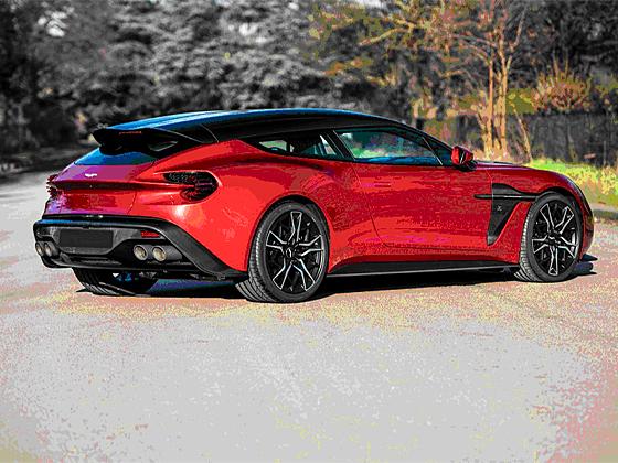 2019 Aston Martin Vanquish Shooting Brake