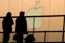 Apple within touching distance of regaining trillion dollar value. It showed signs of a revival in sales in China Image Credit: AP, 2019.