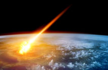 Asteroid apocalypse is a real risk. Disaster officials are testing the world's response to a catastrophic meteorite. Image Credit: Alamy, 2019.
