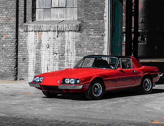 1967 Ferrari 330 GTC Zagato