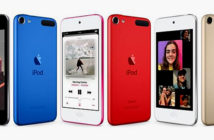 The Apple iPod comes back. The Cupertino company introduced its first new model in four years. The iPod Touch evolved from the iPod digital music player, first released by Apple in 2001. It became popular especially among parents. Image Credit: Apple Corporation, 2019.