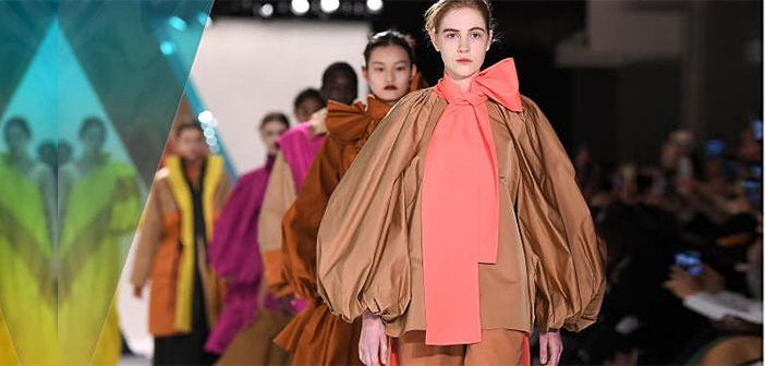 The top trends at London Fashion Week.