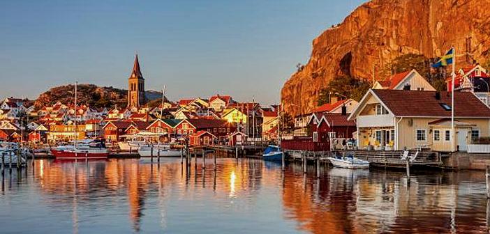 Secret Sweden: island hopping on the west coast.