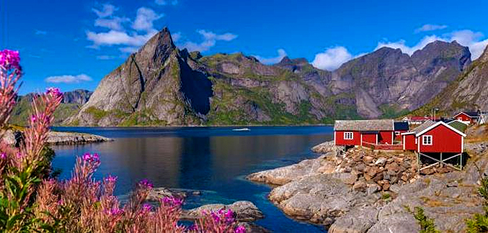 Discover the secret Scandinavian islands.