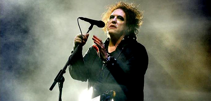 The Cure's goth grandeur at Glastonbury.