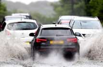 Britain faces hosepipe ban. ore than 20 flood warnings or alerts are in place across the UK after parts of the country was dameged. Image Credit: Getty Images, 2019.