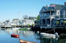 Follow Herman Melville's footsteps through Nantucket. harbor . Image Credit: Atlantide Ph ototravel / Corbis Documentary / Getty Images Plus. 2019.