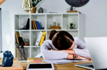 Daytime naps could warn of Alzheimer's. A new study suggests that three regions of the brain involved with keeping people awake during the daytime are among the first casualties of the degenerative condition. Image Credit: Alamy for The Times, UK, 2019.