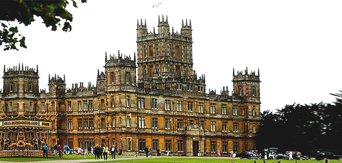 One-Night Stay at Downton Abbey.