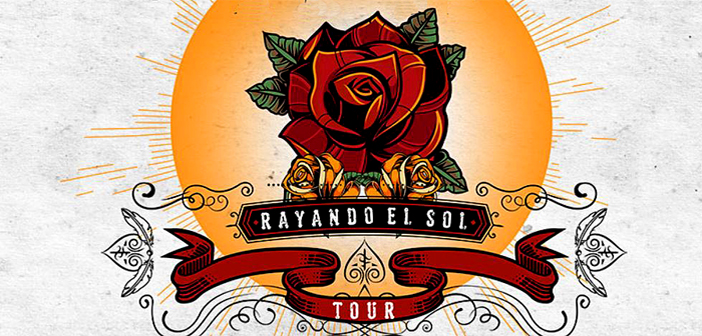 Rayando el Sol to Houston with Maná.