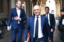 Sajid Javid would need to find an extra £5 billion in spending next year to meet his pledge. Image Credit: Neil Hall / EPA, 2019.