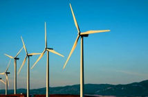 """Climate Change, the defining issue of our time. The wind farm """"Los Granujales"""" in the South of Spain (Vejer de la Frontera, Cádiz). Replacing fossil fuels with renewable energy sources like wind is one of the measures needed to slow down climate change. Image Credit: Vidar Nordli-Mathisen, 2019."""