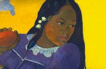 Gauguin's 'strange, beautiful and exploitative' portraits. Image Credit: National Gallery, London, UK, 2019.