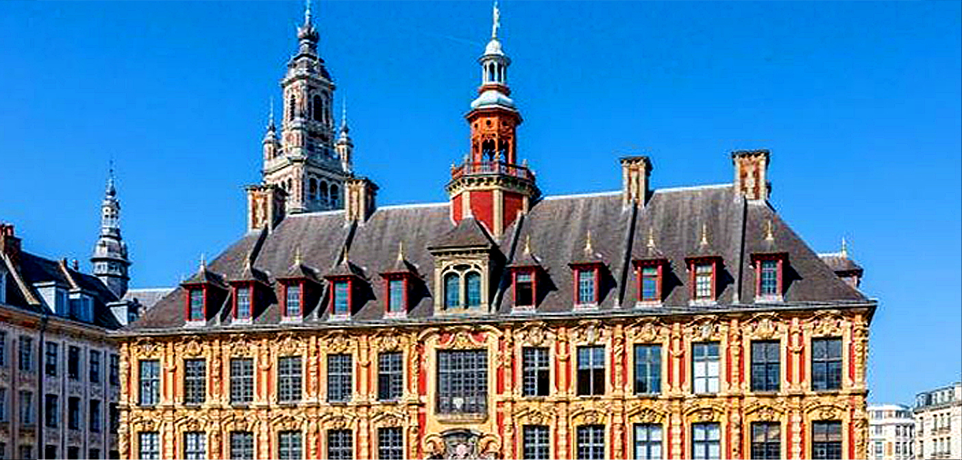A surprising weekend in Lille, France.