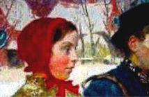 FBI recovers Nazi-loted painting. The Nazis seized Winter, an early 20th-century painting by American artist Gari Melchers, in 1933. U.S. Attorney's Office, 2019.