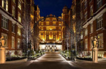 Hotels occupied during World War II. St. Ermin's Hotel, London, England.. Image Credit: CC Creative Commons, 2019.