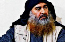 Turkey gains 'intelligence goldmine' with arrest of Baghdadi sister., according with Rasmiya Awad. Abu Bakr al-Baghdadi was killed by US forces on the Syrian border last month Image Credit: EPA, 2019.
