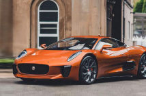Jaguar C-X75 'Spectre' was auctioned at RM | Sotheby's Abu Dhabi. Image Credit: RM Sotheby's, 2019.
