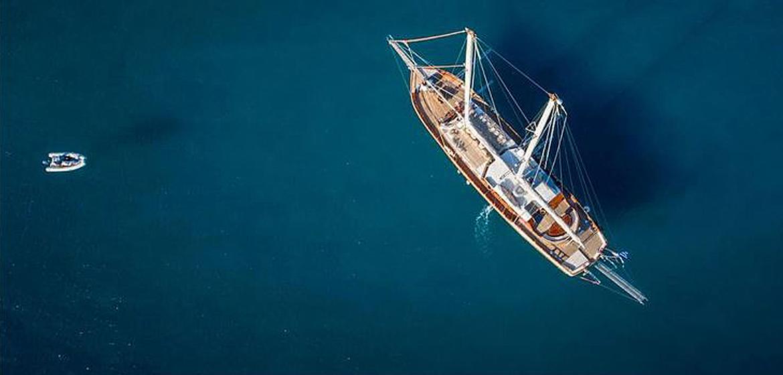 Explore lesser-known Greek Islands.
