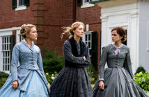 Challenge the critics: who will win at the Oscars? Little Women has been nominated for best film and adapted screenplay, but its director Greta Gerwig has been overlooked for individual honors. Image Credit: The Times, London, UK, 2020.
