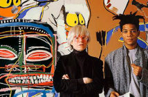 Columbus Museum of Art opens 'Art after Stonewall, 1969-1989' Tseng Kwong Chi, Andy Warhol, Jean Michel Basquiat collaboration (New York). 1985. C print. 30 x 30 inches (76.20 x 76.20 cm). © Muna Tseng Dance Projects, Inc. Image Credit: Courtesy of Columbus Museum of Art, 2020.