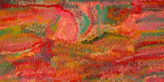 The exquisite art of Emily Kame Kngwarreye. She was an Aboriginal Australian painter who was born in 1910. Her work was featured in numerous exhibitions at key galleries and museums. Image Credit: Courtesy of MutualArt, 2020.
