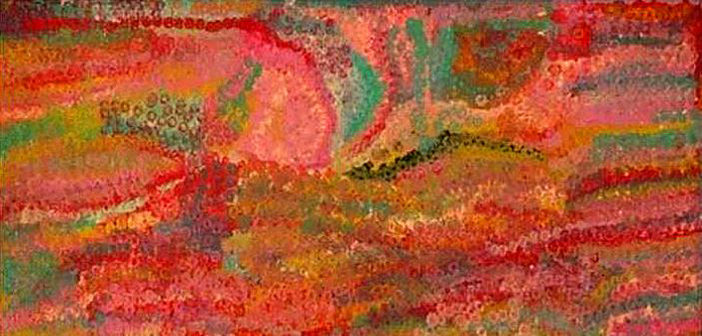 The exquisite art of Emily Kame Kngwarreye.