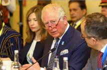 Prince Charles tests positive for coronavirus.. The Prince attended a WaterAid event in London on March 10, two days before his last public engagement Tim P. Whitby / Getty Images, 2020.