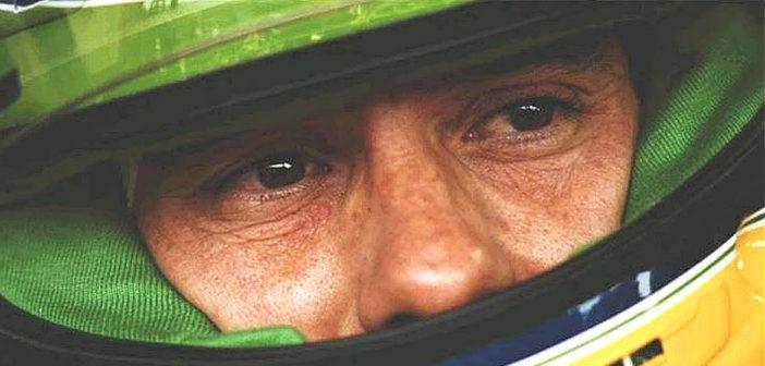 Ayrton Senna: sixty years old.