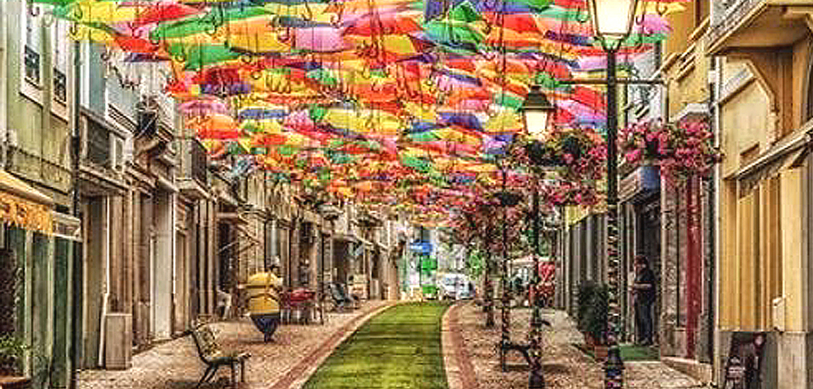 The most beautiful streets in the world.