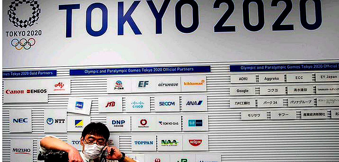 Further doubts for Tokyo 2020.