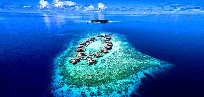 Luxury Maldives resorts with added magic.