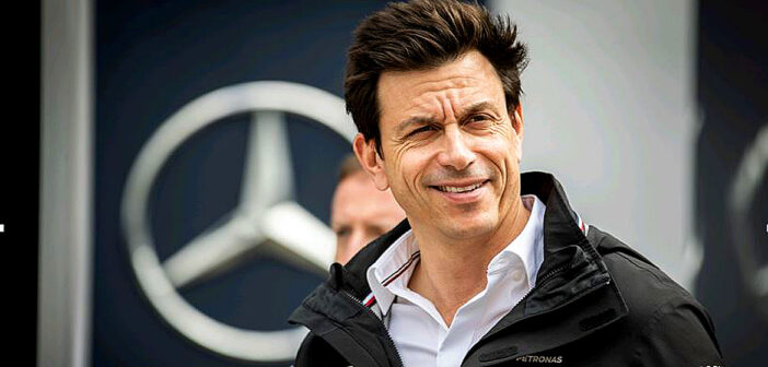 Toto Wolff's Aston Martin investment.