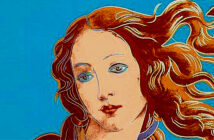 Durer, Hockney and Warhol lead sales at New York. Fine Art Print Fair's artists works.. Andy Warhol, 'Details of Renaissance Paintings (Sandro Botticelli, Birth of Venus, 1482)' (1984) Image Credit: Courtesy of Ifpda, 2020.ine Art Print Fair's artists works.. Andy Warhol, 'Details of Renaissance Paintings (Sandro Botticelli, Birth of Venus, 1482)' (1984) Image Credit: Courtesy of Ifpda, 2020.