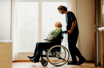 Care homes 'not warned about rising infection rate'.More than 250 outbreaks of Covid-19 were identified in English care homes before Britain went into lockdown on March 23. A week later there were more than 500. Image Credit: Getty Images, 2020.