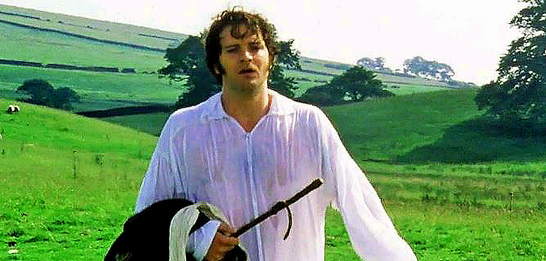 Colin Firth said Mr. Darcy prejudiced his career.