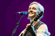 Laura Marling gave me a guitar lesson on Zoom.Our chief rock critic meets Laura Marling gave me a guitar lesson on Zoom. the British folk singer, who is releasing her new album on Good Friday. Image Credit: The Times, London, UK, 2020.