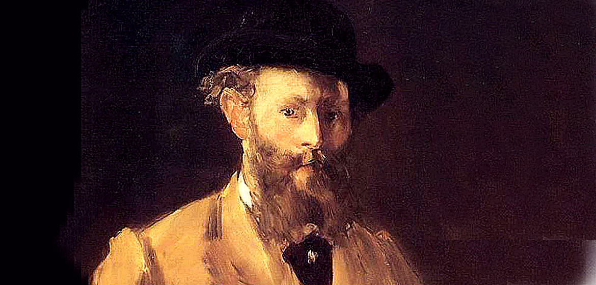 Édouard Manet, the Father of Modernism.