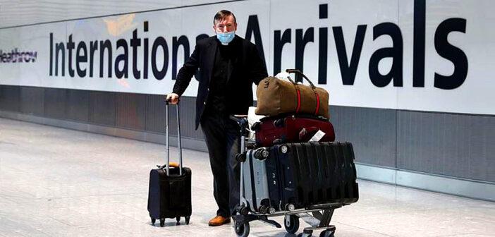 Airlines seek quarantine injunction.