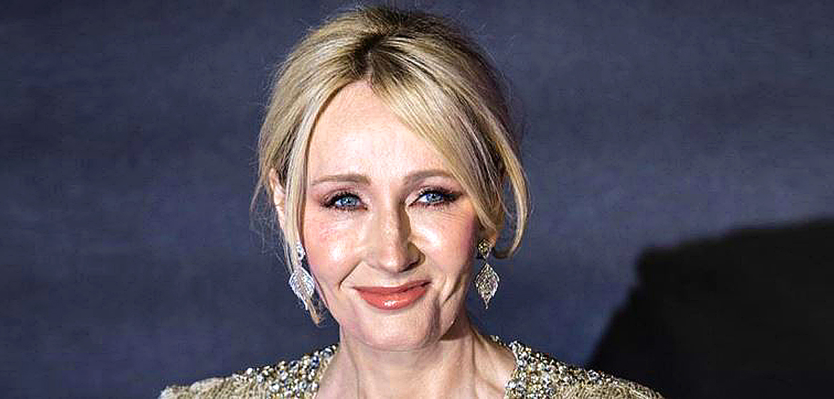JK Rowling details 'scars of abuse'.