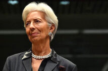 """The crisis is a chance for Europe, to be greener and more digital, the E.C.B. president says.""""Now is the time to expedite the digital transformation on a more permanent basis and bring the E.U. to the frontier of the digital economy,"""" Christine Lagarde said on Monday. Image Credit: John Thys / AFP Agence France-Presse / Getty Images, 2020."""
